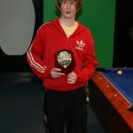 U13 2011 Team Captain – Tommie Tobin