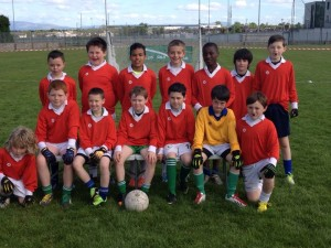 May Ballymany Under 10 Sarsfields blitz winners